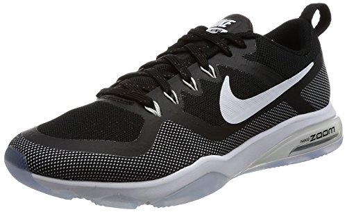 Nike Women's Zoom Fitness Training Shoe Black (7)