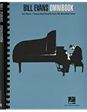 Bill Evans Omnibook for Piano: Transcribed Exactly from His Recorded Solos