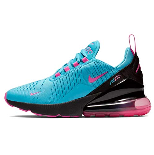 Nike Air Max 270 Kids Big Kids Bv6376-400 Size 4.5
