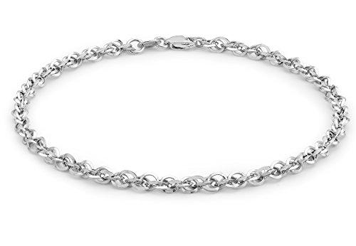 Carissima Gold Damen - Armband 9 kt (375) Rundschliff Diamant 5.29.4332