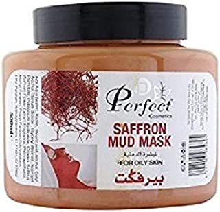 Saffron Mud Mask - 500ml