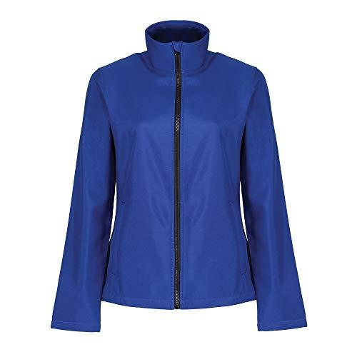 Regatta - Chaqueta softshell modelo Ablaze para imprimir para chica mujer (48 EU) (Azul Real Negro)