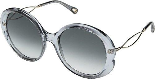 Chloé Damen CE739S Sonnenbrille, Grau/Hellgrau, Einheitsgröße