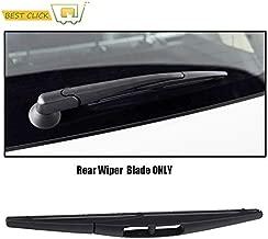 Occus Wipers Rear Windshield Wiper Blade for Suzuki Splash Swift Hatchback Sx4 2008 2009 2010 2011 2012 for Honda Vezel Hrv 2015-