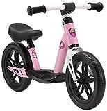 BIKESTAR Extra leichtes Kinder Laufrad mit Trittbrett für Jungen, Mädchen ab 2 - 3 Jahre   10 Zoll...