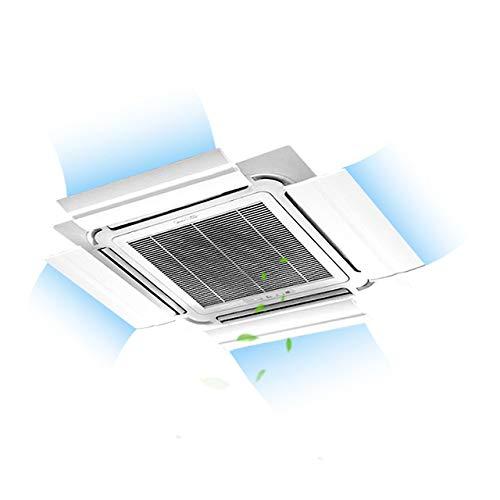 sxyp Deflettore Aria Condizionata Controsoffitto Camera da Letto Soffitto Soffitto Tende Avvolgibili Verticale A Parete Aria Condizionata Centralizzata