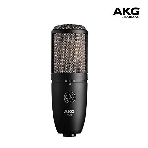 Le microphone de Studio Akg P420 - Meilleur micro de studio milieu de gamme 2019