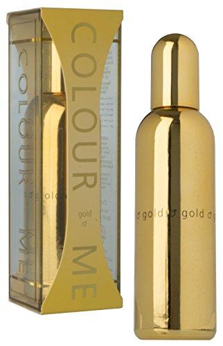 Colour Me Spray, Gold Homme, 3 Fl. Oz