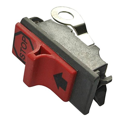 Kill Stop Schalter Motor Teil für Motorsäge HUSQVARNA 254257261262268272281