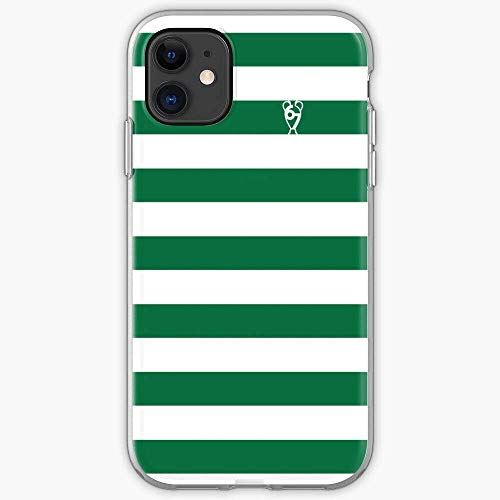 Phone Case Scottish Premiership Cup European Football Celtic Fc Glasgow Scotland Compatible with All of iPhone 12 Pro Max 11 Pro Max XR SE 2020 X/Xs Max 7/8/6/6s Plus