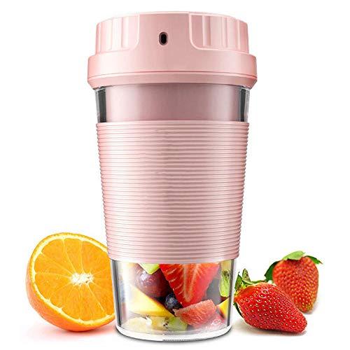 Juicer voor Fruit Fruit Juice Cup Draagbare USB Opladen Draadloze Sport Opladen Mini Blender