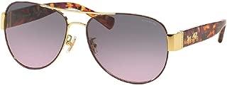 HC7059 Aviator Sunglasses For Women+FREE Complimentary Eyewear Care Kit