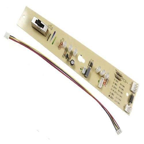 - Rowenta - Tarjeta de circuito impreso (PCB) para escobas eléctricas Air...