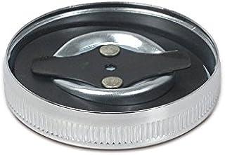 Tankdeckel ohne Schloss Ø40mm (chrom look) passend für IWL