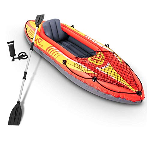 Goplus Inflatable Kayak