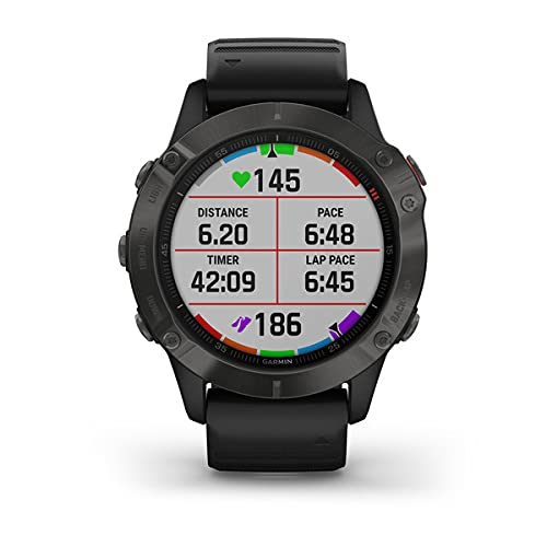 Apple Watch Series 6 Vs Garmin Fenix 6
