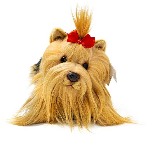 Suki Gifts- Yomiko Yorkshire Terrier Dog Peluche, 12056