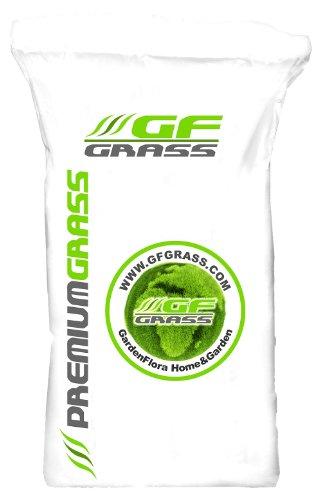 Rasensamen Premiumrasen GF Premium Grass 5kg Grassamen Rasensaat Zierrasen