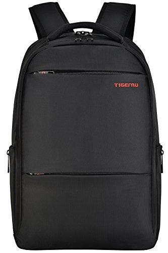 Tigernu Mochila portátil para 15.6' Mochila Antirrobo para Viajes de Negocios Escuela con Puerto de Carga USB Checkpoint Friendly (474N)