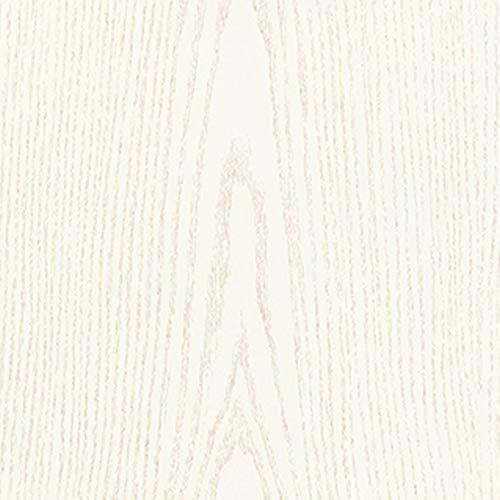 7,08€/m² Tür-folie d-c-fix Holzfolie Perlmuttholz weiss 210cm x 90cm Ideale Türfolie selbstklebende Klebefolie Folie Holz Dekor Möbelfolie