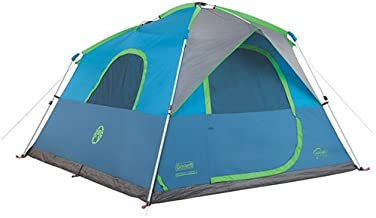 Coleman Signal Mountain 6-Person Instant Tent, Blue