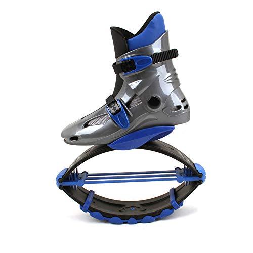 Wgwioo Elastische Schuhe, Leicht Zu Springende Space-Bouncer-Jump-Schuhe, Stelzen-Bounce-Schuhe,...
