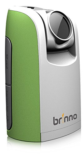 Brinno TLC200 Time Lapse Camera, Cronofotografia, Display LCD 1.44', Risoluzione Video 1280 x 720,...