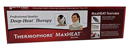 "Thermophore Heating Pad, Petite, 4"" x 17"""