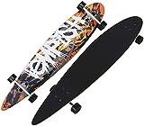 Unbekannt Tempish lässiges Longboard Legend Skateboard...