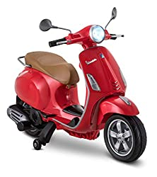 Kid Vespa Scooter