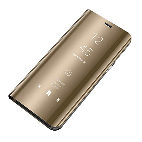 Hishiny Funda Huawei P9 Plus Carcasa Silicona Suave Colores del Caramelo con Superfino Pelusa Forro,Anti-rasguños Teléfono Caso para Huawei P9/P9 Plus/P9 Lite (P9 Plus, Oro)