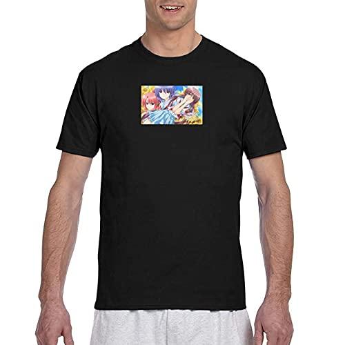 個性 車輪の国、向日葵の少女 (1) メンズ/レディース おもしろ Tシャツ 通勤 Tシャツ 人気 ゆったり おしゃれ 夏服 通気性 通学 スポーツ トップス 軽い 柔ら 丸襟 半袖
