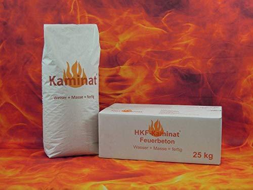 Original Kaminat Feuerbeton