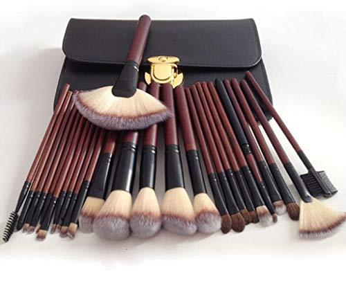 Make-up-Pinsel Brosse de Maquillage, 26 Maquillage de Cheveux Animaux Ensemble Ensemble Complet de Cheveux Doux Maquillage Eye Shadow Brosse Studio Outils de beauté