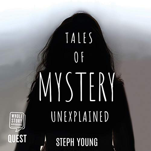 Tales of Mystery Unexplained cover art