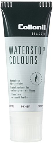 Collonil WATERSTOP Classic (8) 75 ML Schuhcreme & Pflegeprodukte, Blau (denim), Unisize