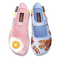 Breakfast Mary Janes