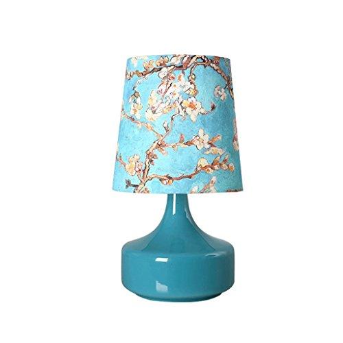 LEGELY lampen van abrikozenglas, creatief, minimalistisch, modern, Europes, E27, blauw, handgeschilderd