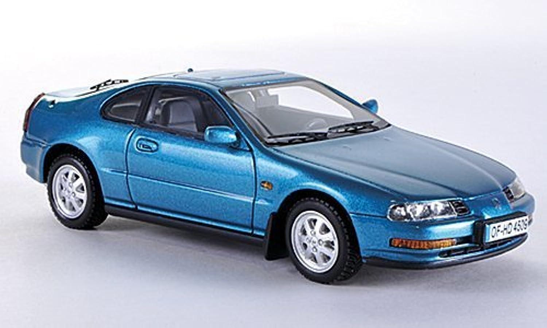 Honda Prelude Mk IV, met.-blau , 1992, Modellauto, Fertigmodell, Neo 1 43