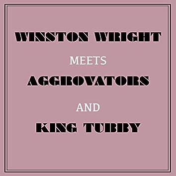 Winston Wright Meets Aggrovators & King Tubby