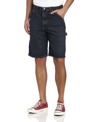 Wrangler Men's Rugged Wear Carpenter Short, Dark Quartz, 38