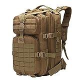 Sac à Dos Tactique 50L, Sac à Dos Militaire 50L, Sac à Dos Molle, Sac à Dos armée, Sac d'escalade de Chasse au trekking11