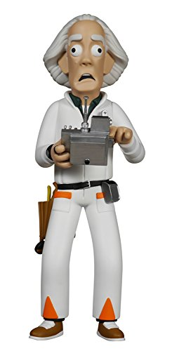 Vinyl Idolz Back to The Future - Dr. Emmett Brown