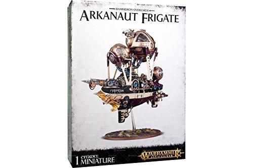 Games Workshop 99120205018' Kharadron Overlords Arkanaut Frigate