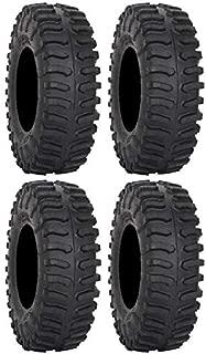Full Set of System 3 XT300 (8ply) Radial ATV Tires [33x10-15] (4)