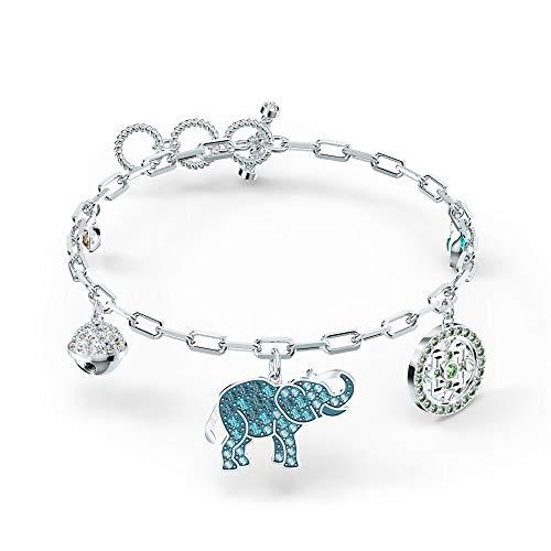 SWAROVSKI Symbolic Elephant Bracelet Light Multi One Size