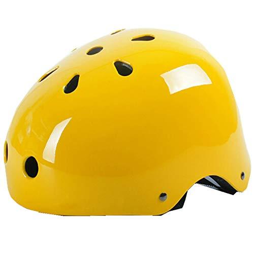 gdangel Casco de Escalada Casco De Esquí Universal Abs + Eps Patineta Hip-Hop Roller Casco De Deportes Extremos Cabeza Proteger Patinaje Escalada Cascos De Seguridad