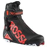 rossignol - chaussures de ski de fond x-10 sc homme - homme - taille 38 - noir