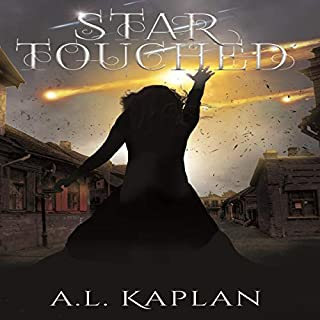 Star Touched                   By:                                                                                                                                 A.L. Kaplan                               Narrated by:                                                                                                                                 Steve Campbell                      Length: 9 hrs and 29 mins     16 ratings     Overall 4.5
