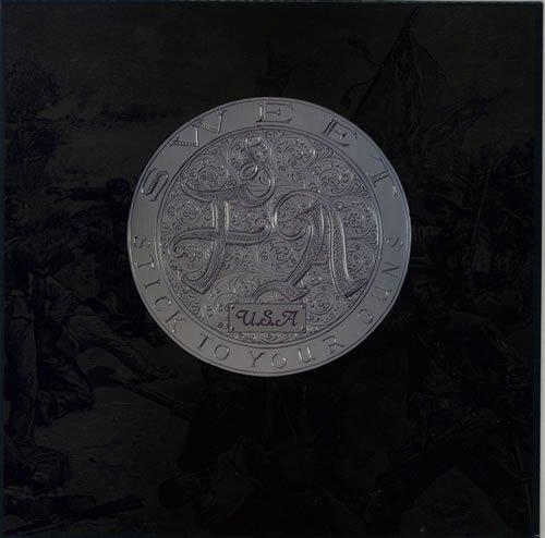Stick to your guns (1990) / Vinyl record [Vinyl-LP]